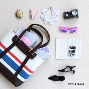 Барби делится своими планами посетить Париж, Милан, Нью-Йорк и Лондон