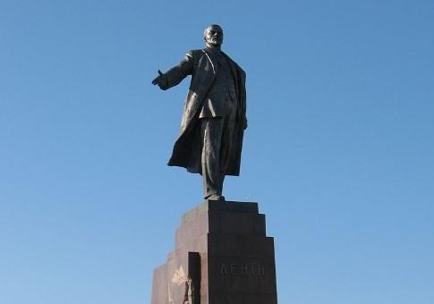 памятник Ленину, Харьков
