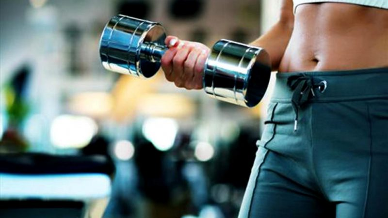 фитнес, спорт, тренировка