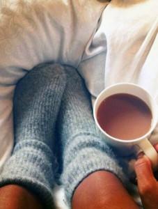 Вкусный чай или ароматный кофе, тёплые носки и одеяло - это хорошо, но уж точно не на три осенних месяца.