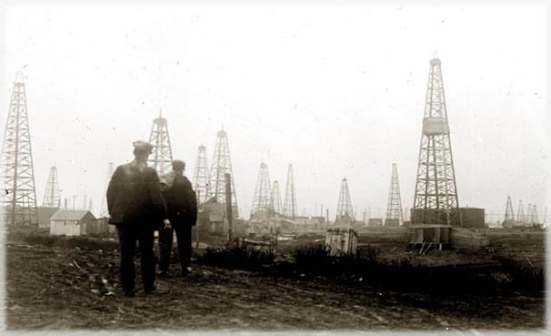 нефтяное месторождение Америки