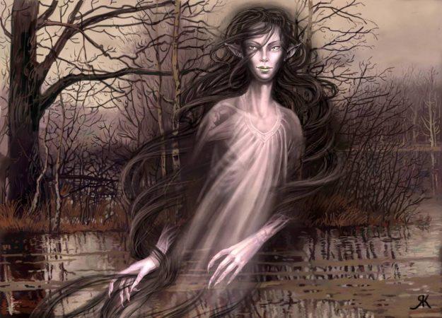 призрак, привидение