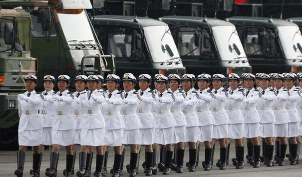 Китай: караван идёт