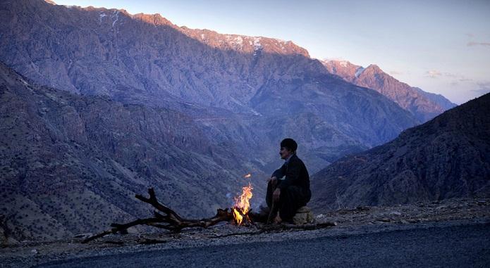 Иран, горы