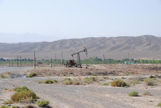 нефть Киргизии
