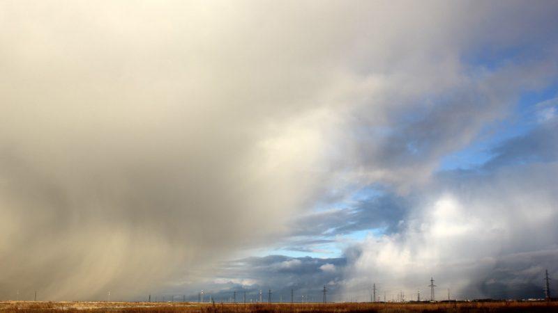 метель, буря, шторм