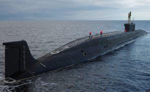 Атомная подводная лодка стратегического назначения «Владимир Мономах»