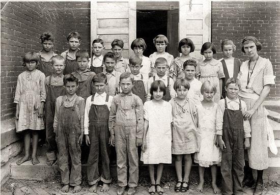 Дети Америки 1900 - 1930