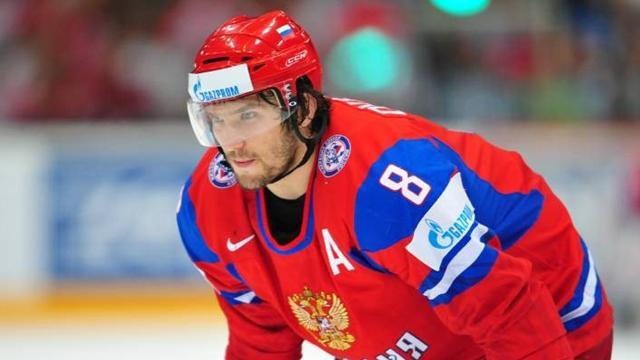 Александр Овечкин, хоккеист