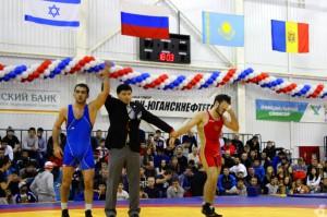 xi турнир, вольная борьба