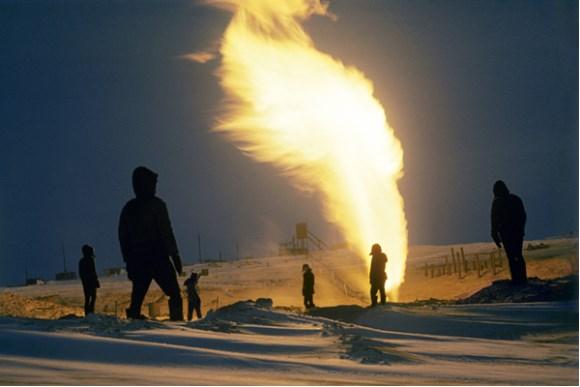 местрождение Газпрома