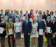 выпускники района