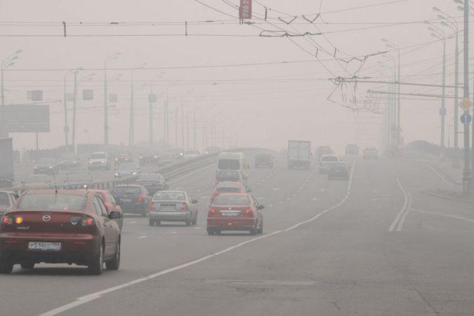 запах в Москве