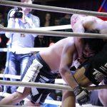 MMA, Nomad, free fight, смешанные стили, битва на Севере
