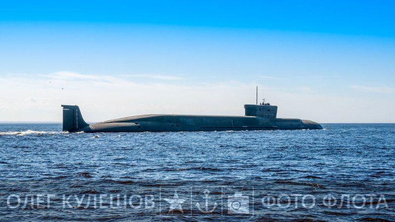 """АПЛ, субмарина, подводная лодка, """"Борей"""""""