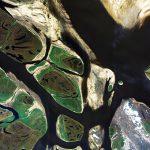 Остров Самойловский в дельте Лены