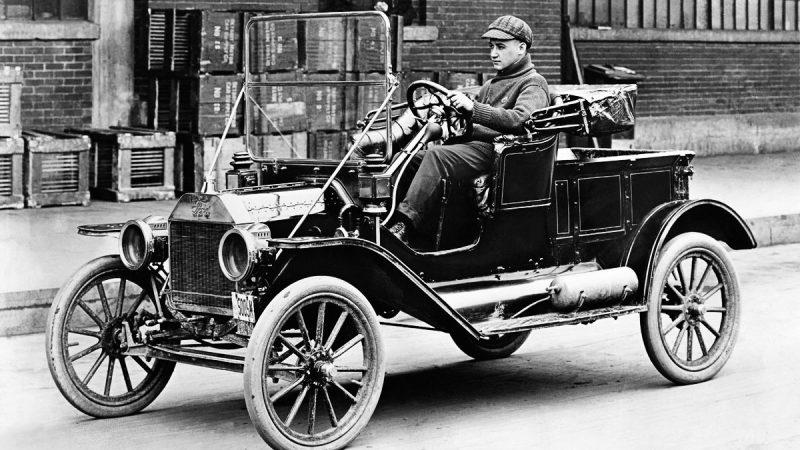 авто, Форд-Т