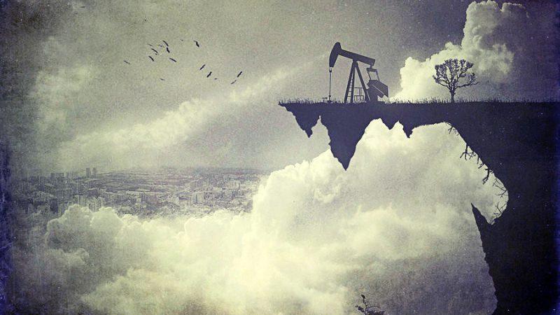 нефть, кризис, качалка, ТЭК