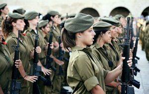 В армии Израиля каждый пятый военнослужащий – женщина