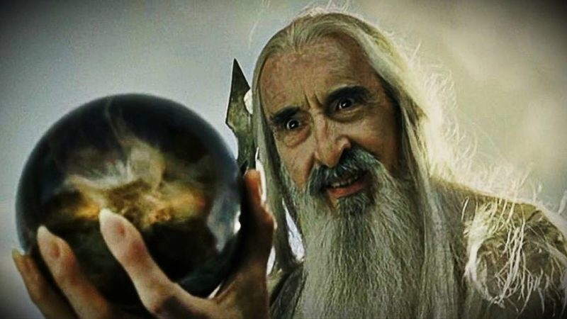 палантир, Саурон, братство кольца