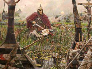 александр невский, воин