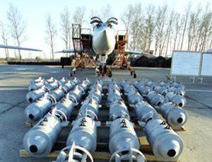 Встреча американских палубных самолетов с истребителями российских ВВС была «максимально приближена» к боевой