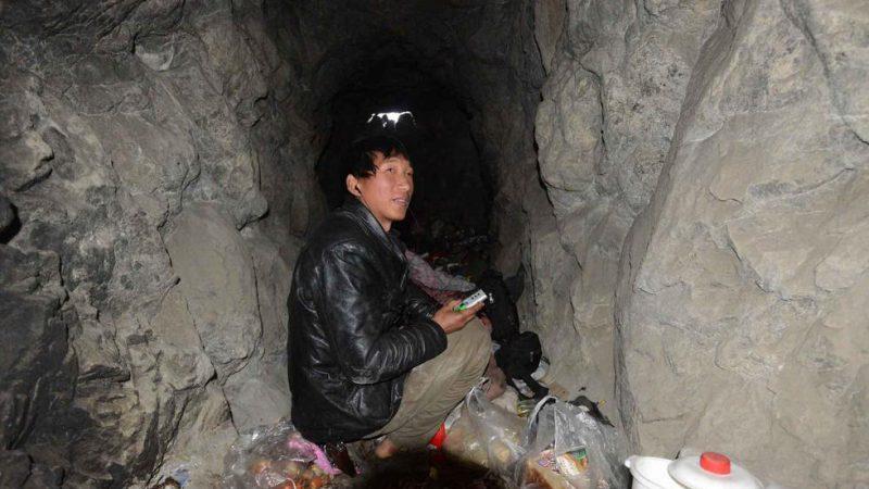 Китаец прожил в пещере полгода, чтобы сэкономить