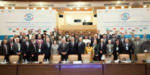 Заседание в Ханты-Мансийске собрало около 60 экспертов из 13 стран мира