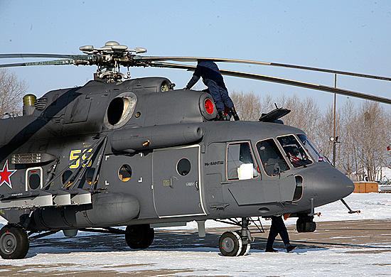 Ми-8АМТШ «Терминатор»