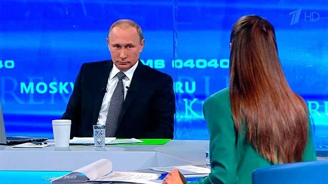 """Владимир Путин, """"зелёная папка"""", """"прямая линия"""""""