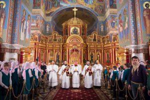 пасха 2015, митрополит Павел