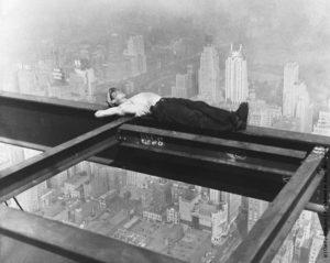 строительство, небоскрёбы, высота, риск