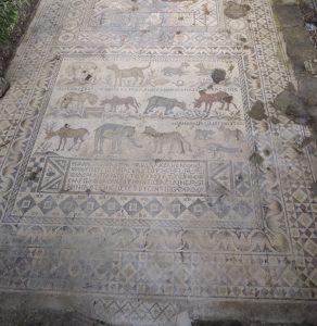 библейская мозаика турция