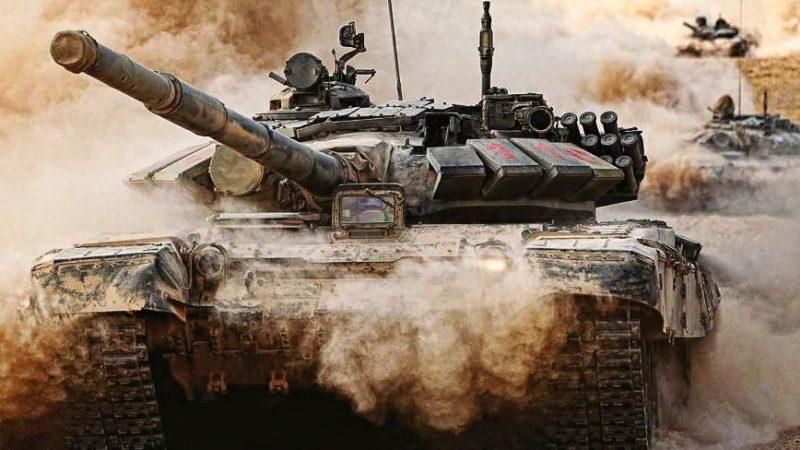танк, Т-90