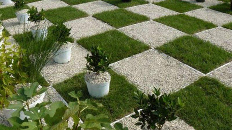 шахматы цветы