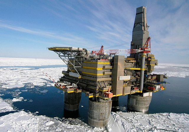 арктика добыча нефть