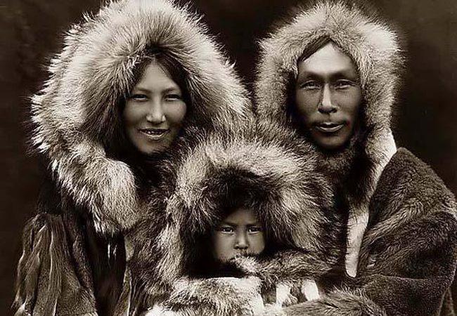 сибиряки, северные народы