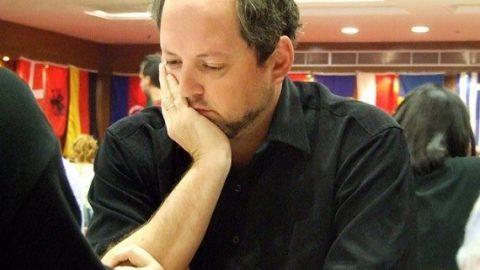 Илья Смирин, шахматы, турнир