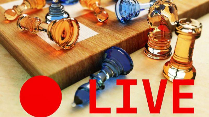 шахматы, турнир, live