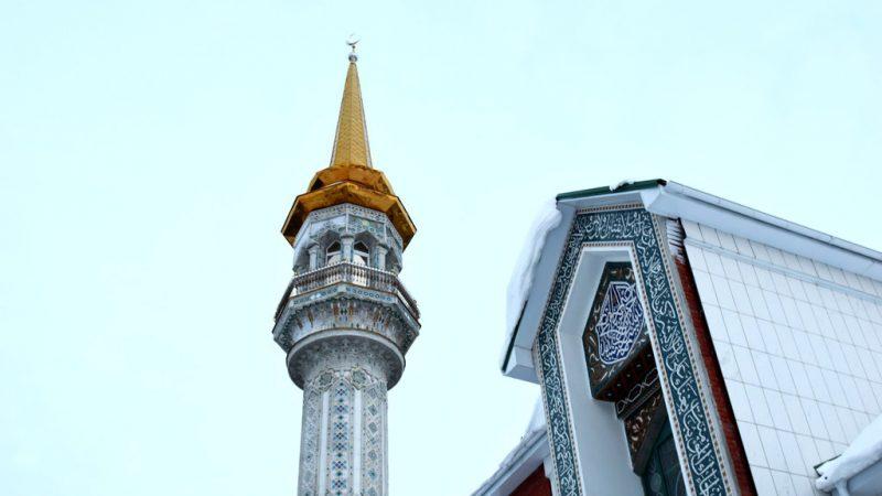мечеть, ислам