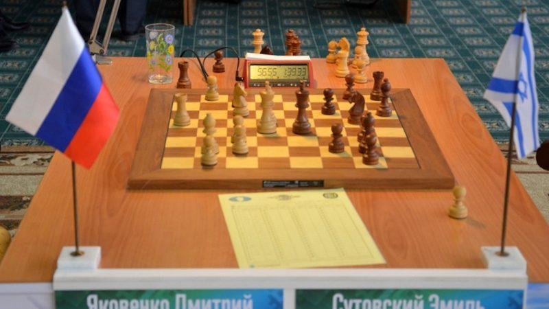 шахматы, Сутовский, Яковенко