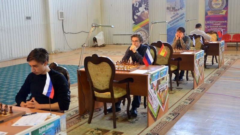 шахматы, XVIII Международном шахматном турнире имени Анатолия Карпова