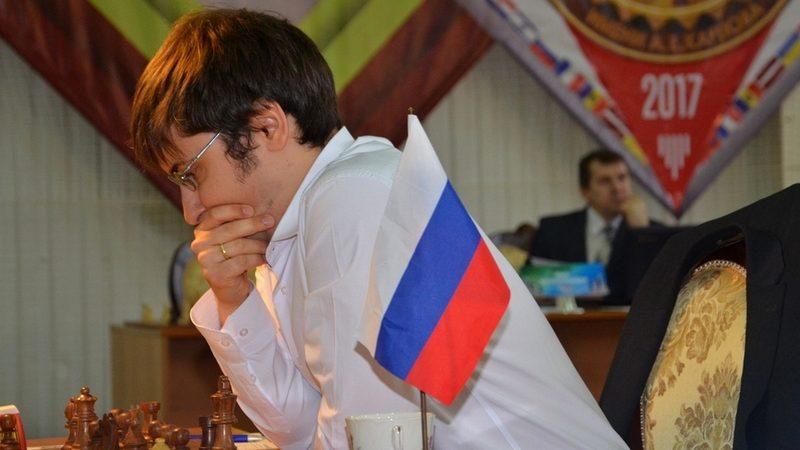 Яковенко, шахматы