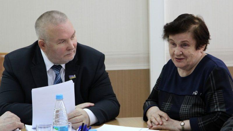 Владимир Семёнов, старшее поколение