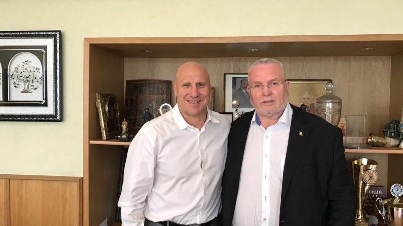 Владимир Семёнов, Михаил Мамиашвили