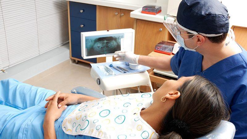 дантист, медицина, зубной, здоровье