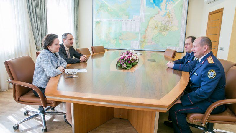 Следственный комитет, Наталья Комарова