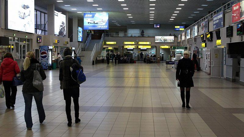 аэропорт в сургуте