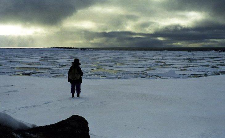 Сибирь, море