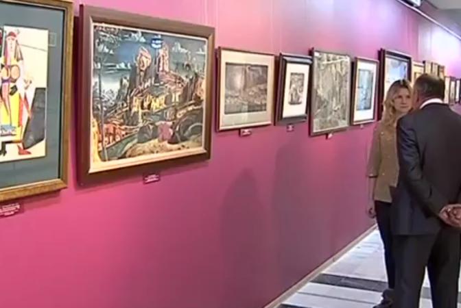 музей, картины, живопись, Сургут